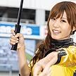 宮瀬七海、山口ミカ…4名のレースクイーンがオススメする日焼け止めをスーパー耐久第3戦、富士24時間レースで聞いてみた!