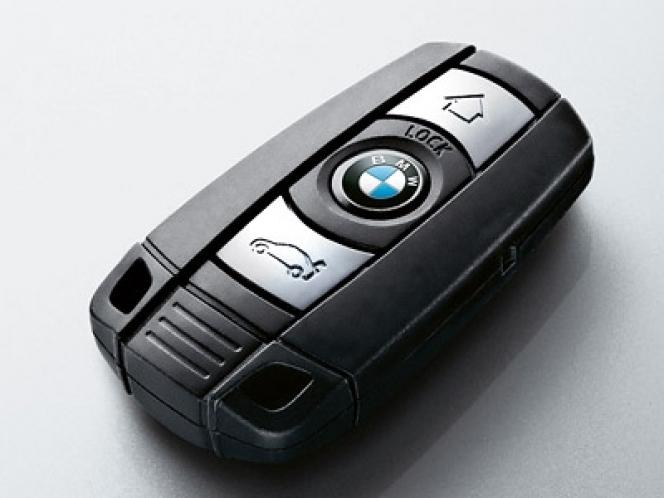 BMW 鍵