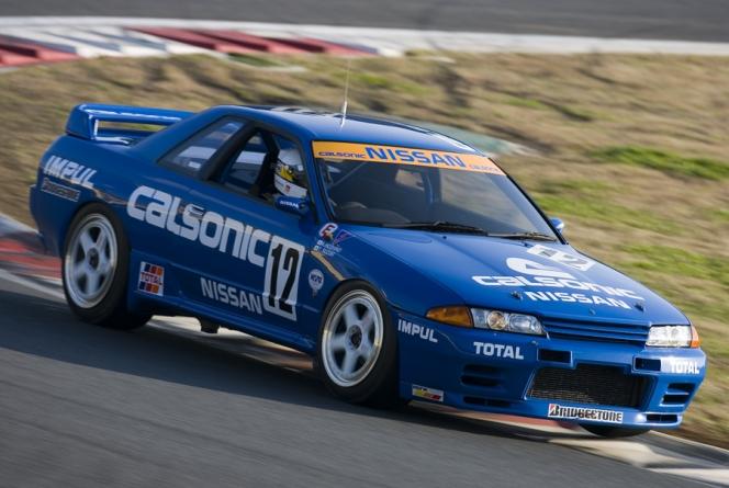 R32 GT-R②