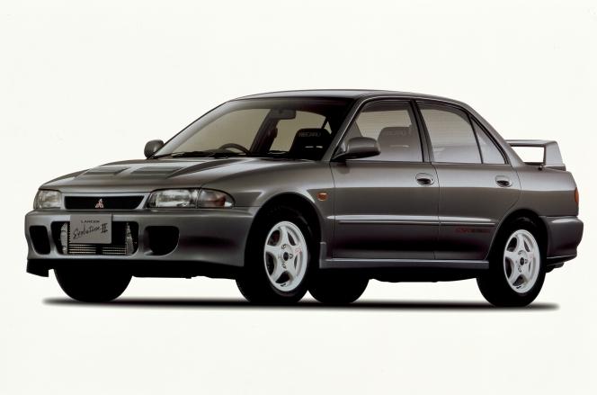 三菱 ランサーエボリューションⅡ 1993