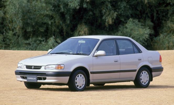 トヨタ カローラ (1995)