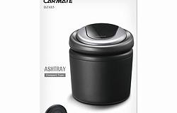 車 灰皿 カーメイト DZ485 コンパクトアッシュトレイ carmate