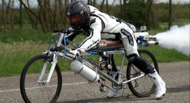 最速自転車