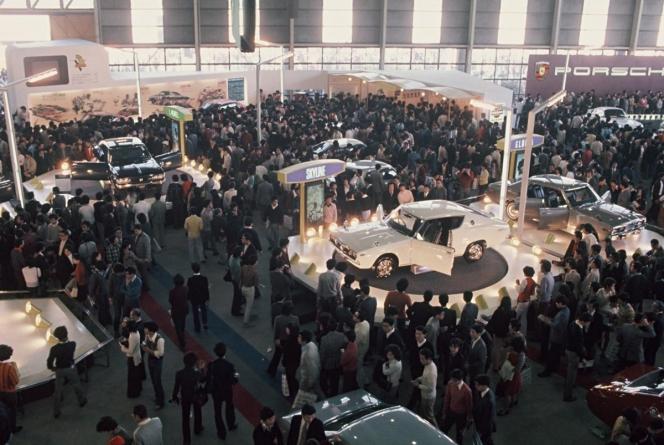 日産 スカイライン 東京モーターショー 1973
