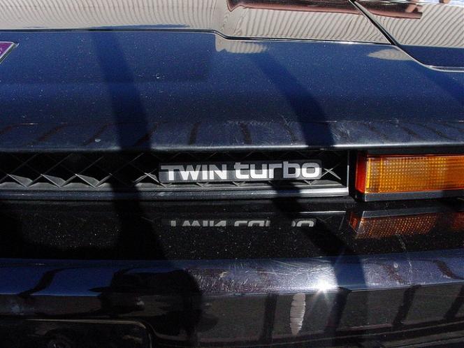 Toyota Supra GA70 Twin Turbo