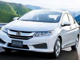 ホンダが燃費34.4km/LのHVセダン「グレイス」発売!トヨタVSホンダが激化する?