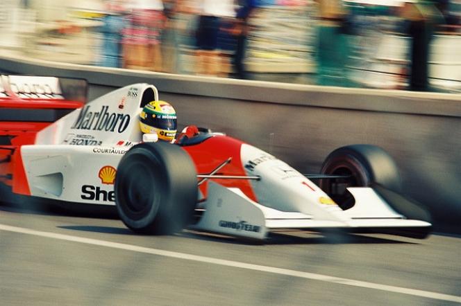 アイルトン・セナ Ayrton Senna