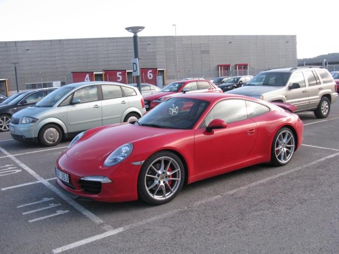 ポルシェ 911 カレラ 991 S