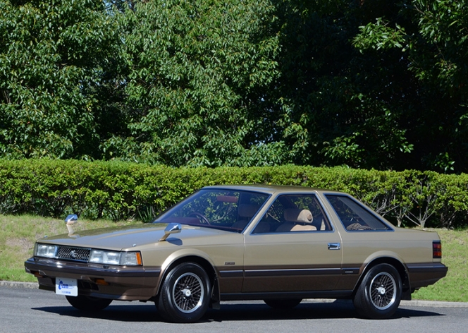 トヨタ ソアラ 初代 1981