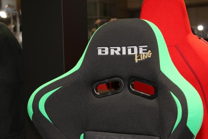 【東京オートサロン2018】BRIDE