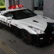 GT-R NISMO、アヴェンタドールなど…パトカーに採用されたスポーツカーたち