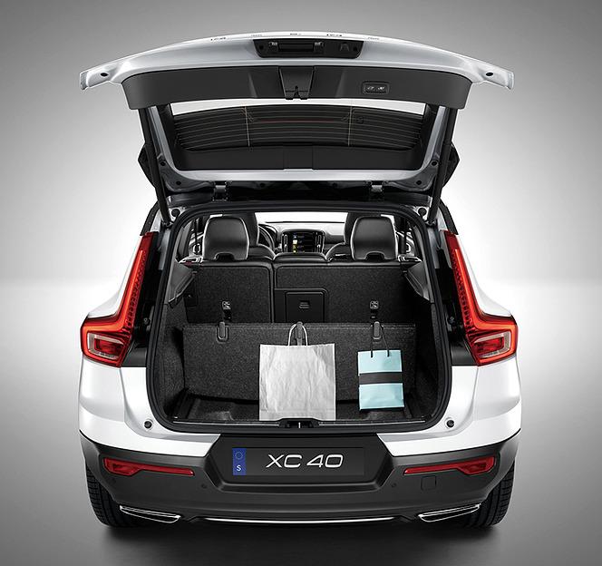 アヘッド Volvo XC40