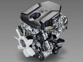 ランクルプラドやハイラックスに搭載!トヨタの新型ディーゼルエンジンは以前と何が変わったのか?