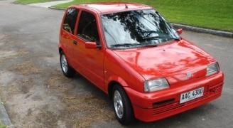 1996 FIAT Cinquecento