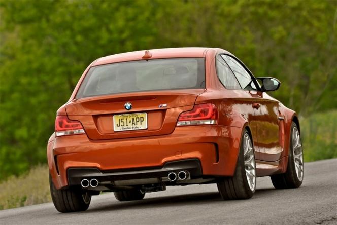 BMW 1シリーズ Mクーペ