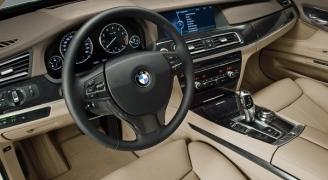 BMW7シリーズのインパネ