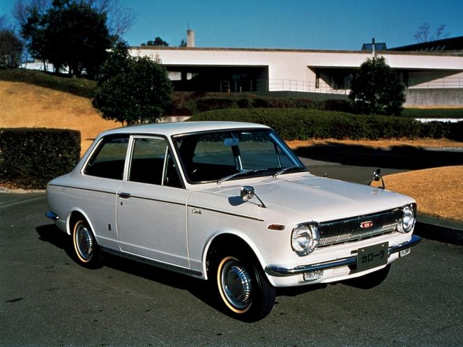1966 トヨタ カローラ