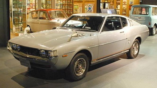 トヨタ セリカ 初代