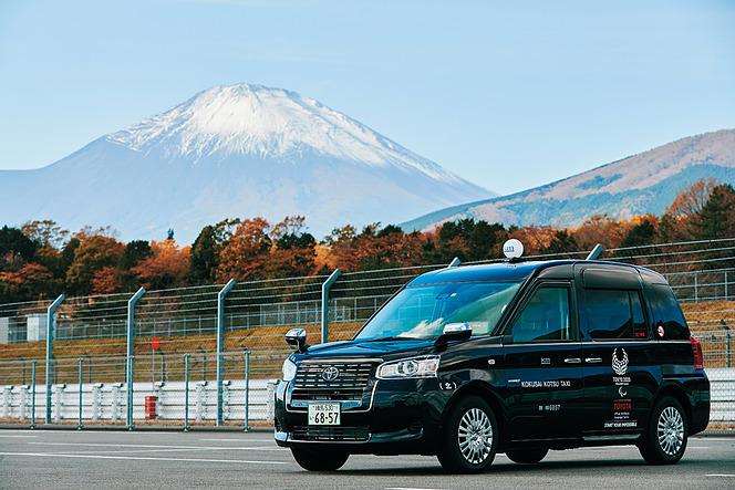 アヘッド 22年ぶりに誕生したタクシー専用車〜JAPAN TAXI