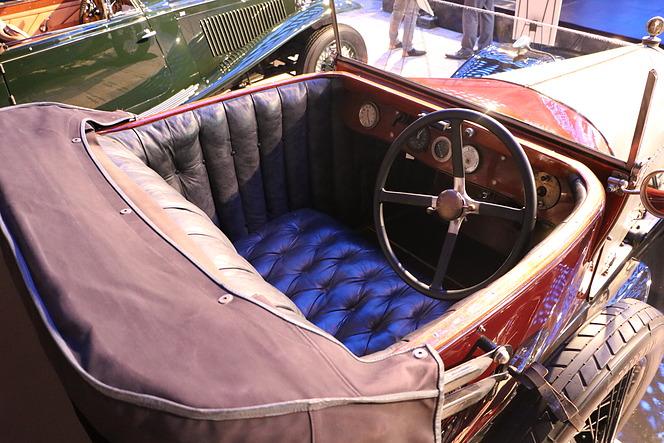 ベントレー 3Litre 1921
