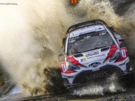 WRCに参戦するTOYOTA GAZOO RacingヤリスWRCの陰の立役者!PIAAのライティング製品が世界で戦う