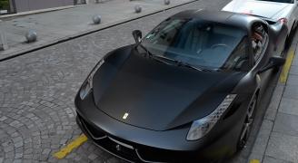 フェラーリ458スパイダー Ferrari 458 spider