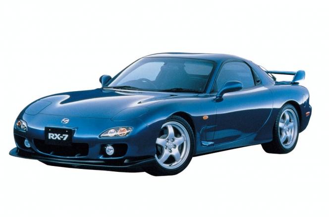 マツダ RX-7 3代目 タイプRS 1999
