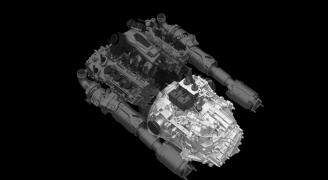 第2世代アキュラNSX 9速DCT