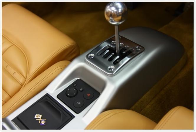 Ferrari 360 Spider (2000) インテリア シフトレバー