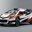 WRCに復帰するトヨタ