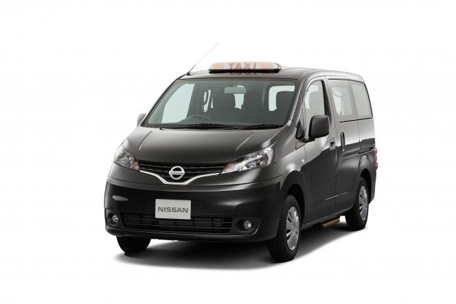 ホンダ NV200 バネットタクシー LPG