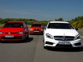 高性能エンジンを搭載したCセグ車を生み出すドイツメーカー…その理由と搭載車種は?