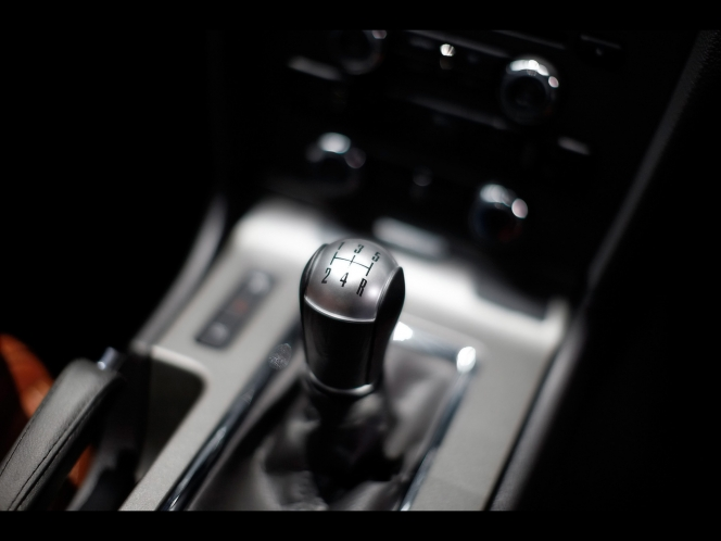 フォード マスタング2010年式シフトレバー