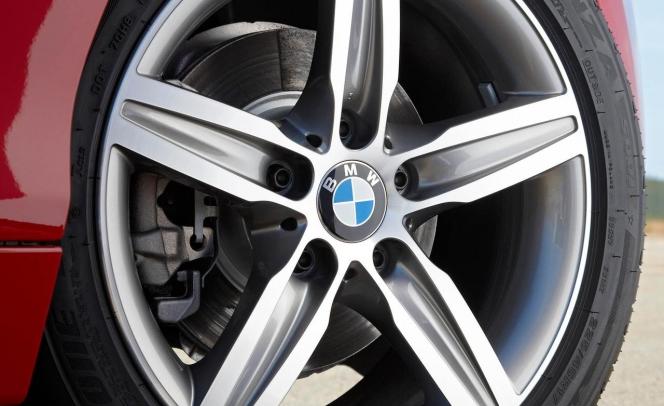 BMW 1-series Sport ホイール