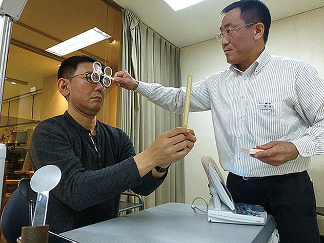 アヘッド 目の悩みと向き合う 第2回:目のトレーニング