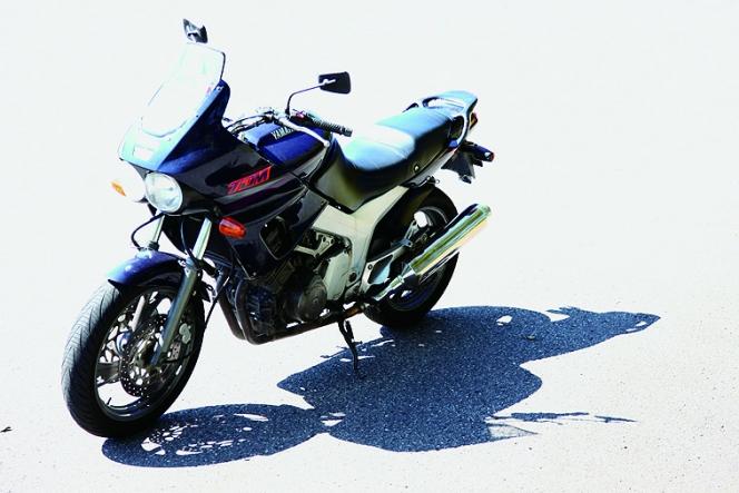 アヘッド ヤマハ TDM850