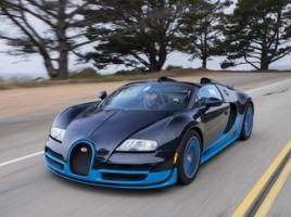 最高速度400km/h以上のブガッティ ヴェイロン…実際に最高速を出すために必要なこととは?
