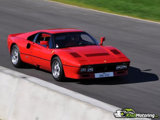 フェラーリ 288GTO
