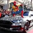 スパイダーマンやトランスポーターなど…映画でアウディをよく見かけませんか?