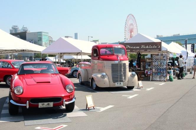 東京ノスタルジックカーショー