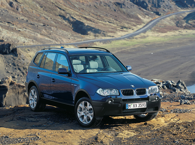 BMW 初代 X3