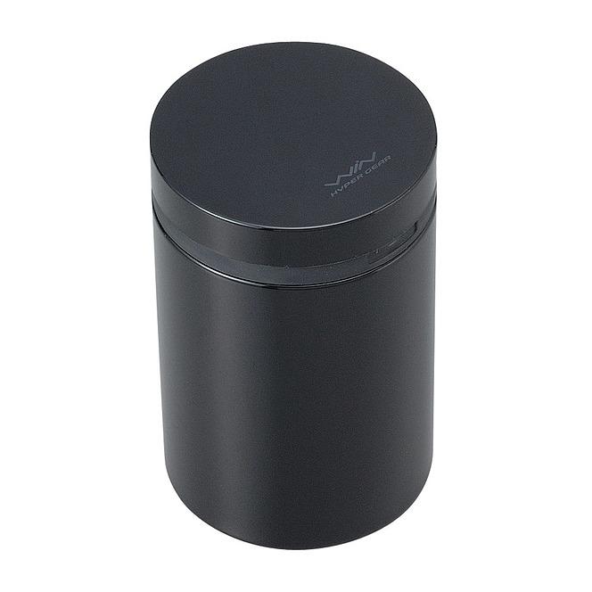 セイワ(SEIWA) 車用 灰皿 缶アッシュ1 ブラック W634