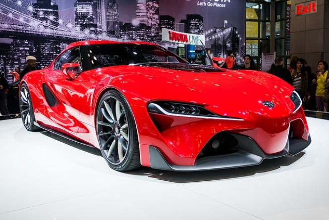 2017 Toyota Supra >> 新型スープラが2017年に発売か!?トヨタとBMWの共同開発