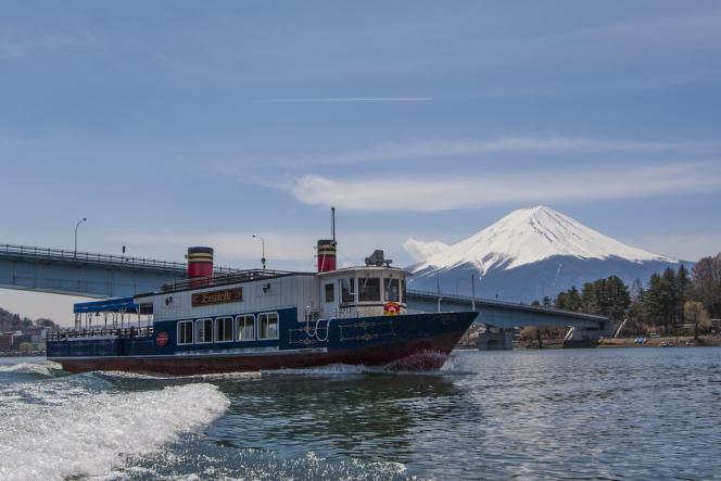 河口湖遊覧船(富士五湖汽船)