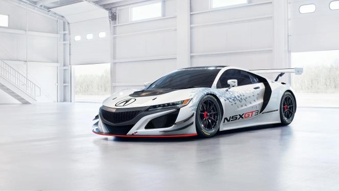 アキュラ NSX GT3