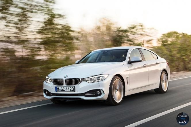 BMW 4シリーズ クラウンクーペ