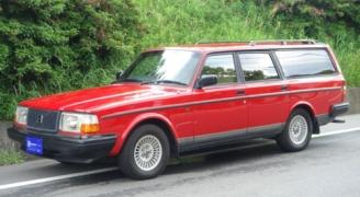 ボルボ 240GL