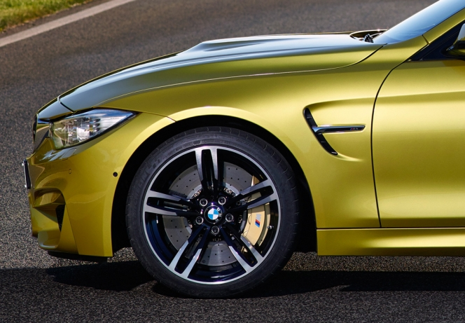 BMW M3 鍛造アルミホイール