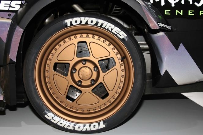 【オートサロン2018】トーヨータイヤ