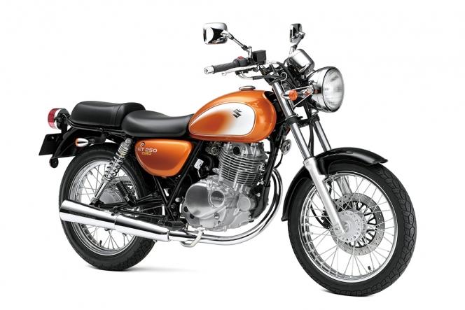 アヘッド Suzuki ST250